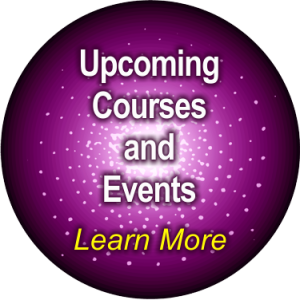 Upcoming Courses and Events with Ruth Stern